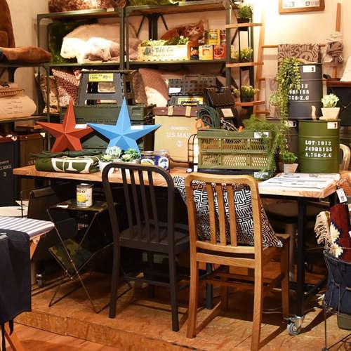 ダイニングテーブル ワーカーテーブル AZUMAYA(東谷) GUY-674 W1800×D800×H720(mm)商品画像6