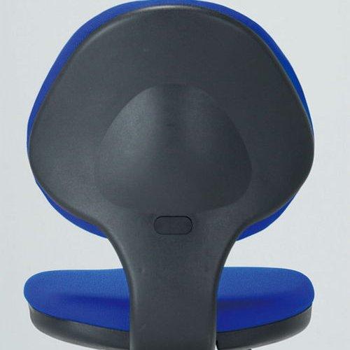 チェア(椅子) 井上金庫(イノウエ) ローバック GY-129N 肘なし商品画像5