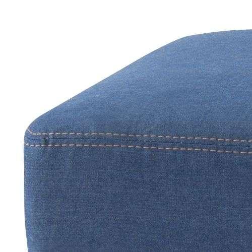 ソファ サージ オットマン ブルーカラー デニム調 ポケットコイル AZ-HS-753商品画像3