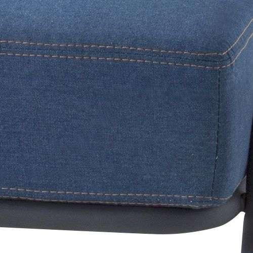 ソファ サージ オットマン ブルーカラー デニム調 ポケットコイル AZ-HS-753商品画像4