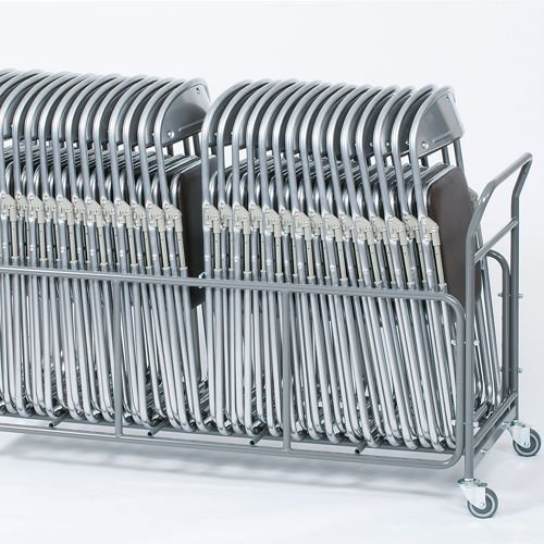 台車 IF-30 イノウエ(井上金庫)製折りたたみ椅子専用台車商品画像2