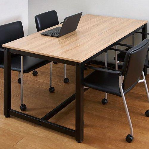 テーブル(会議用) 口の字型脚 IRG-1890 W1800×D900×H720(mm)商品画像3