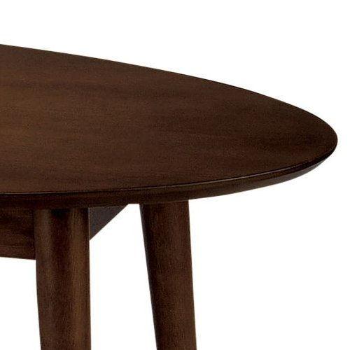 ソファテーブル(応接用) 井上金庫(イノウエ) 楕円形天板 IUFT-RW1260 W1200×D600×H450(mm)商品画像4