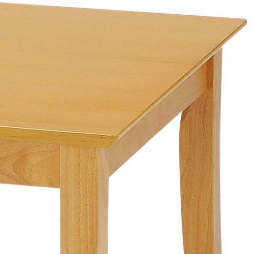 ソファテーブル(応接用) 井上金庫(イノウエ) 正方形天板 IUFT-RW6060 W600×D600×H450(mm)商品画像3