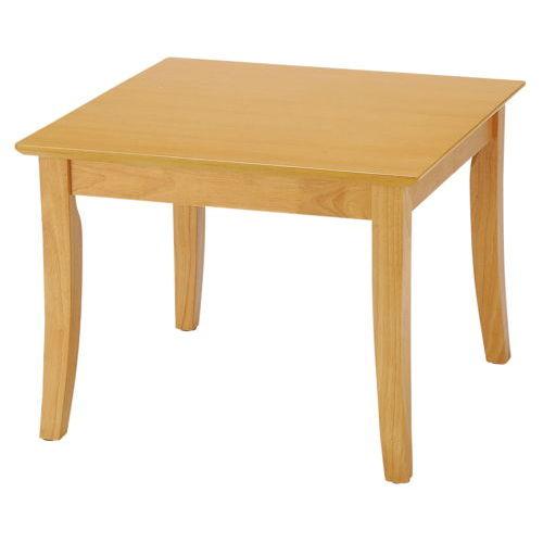 【WEB販売休止中】ソファテーブル(応接用) 井上金庫(イノウエ) 正方形天板 IUFT-RW6060 W600×D600×H450(mm)のメイン画像