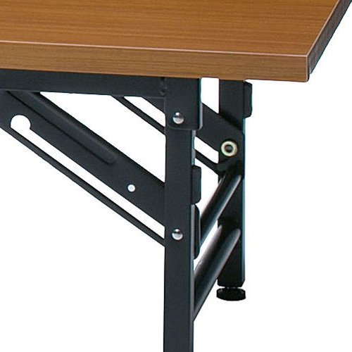 折りたたみテーブル 座卓 共貼り KL-1845N W1800×D450×H330(mm)商品画像5
