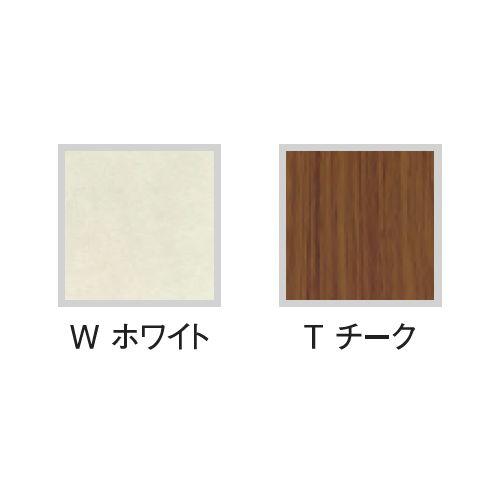 折りたたみテーブル 共貼り KM-1545T W1500×D450×H700(mm)商品画像2