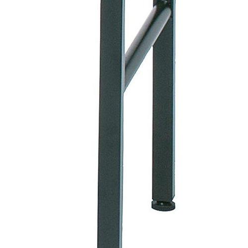 折りたたみテーブル 共貼り KM-1545T W1500×D450×H700(mm)商品画像6