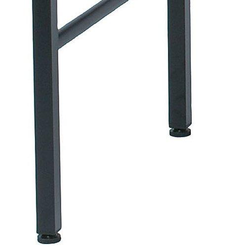 折りたたみテーブル 共貼り KM-1560T W1500×D600×H700(mm)商品画像6