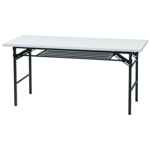 折りたたみテーブル 共貼り KM-1560T W1500×D600×H700(mm)のメイン画像