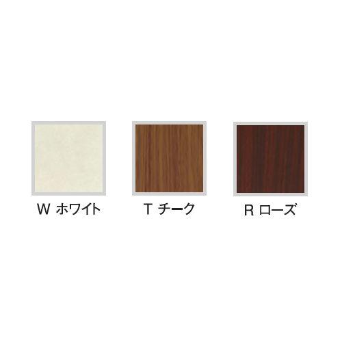 折りたたみテーブル 井上金庫(イノウエ) 共貼り KM-1860T W1800×D600×H700(mm)商品画像4