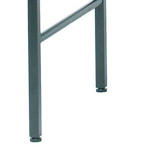 折りたたみテーブル 井上金庫(イノウエ) 共貼り KM-1860T W1800×D600×H700(mm)商品画像8