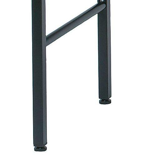 折りたたみテーブル 井上金庫(イノウエ) ソフトエッジ KMS-1845T W1800×D450×H700(mm)商品画像6