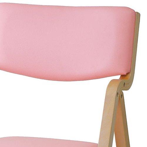 介護椅子 井上金庫(イノウエ) 折りたたみ式 木製チェア KOI-11商品画像5