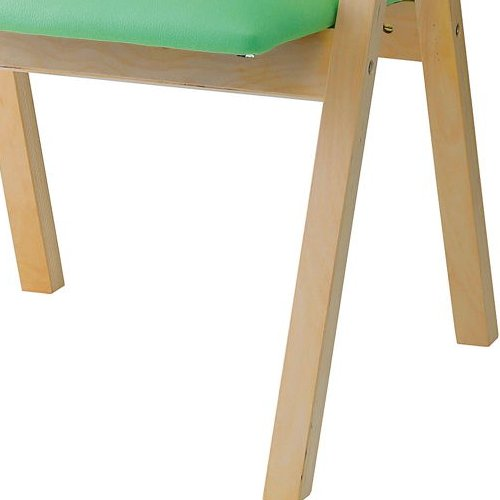 介護椅子 井上金庫(イノウエ) 折りたたみ式 木製チェア KOI-11商品画像7