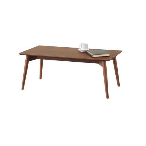 センターテーブル カラメリシリーズ ブラウンカラー 天然木(アッシュ) W1000×D500×H400(mm)商品画像3