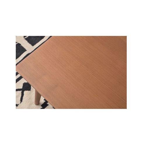センターテーブル カラメリシリーズ ブラウンカラー 天然木(アッシュ) W1000×D500×H400(mm)商品画像6
