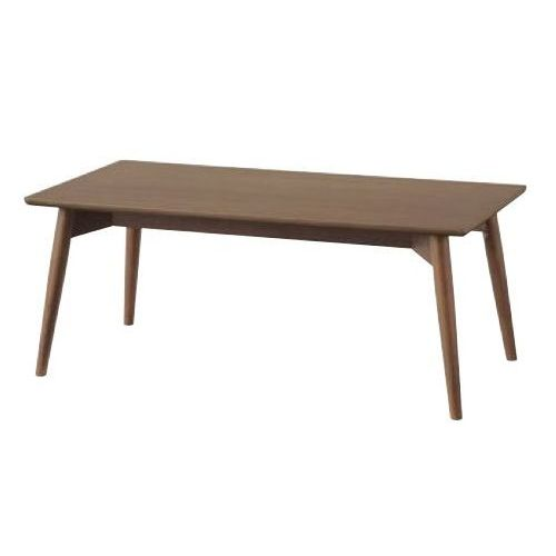 センターテーブル カラメリシリーズ ブラウンカラー 天然木(アッシュ) W1000×D500×H400(mm)のメイン画像