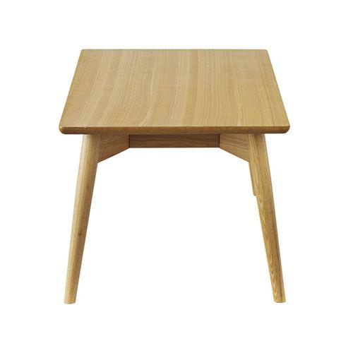 センターテーブル カラメリシリーズ ナチュラルカラー 天然木(アッシュ) W1000×D500×H400(mm)商品画像3