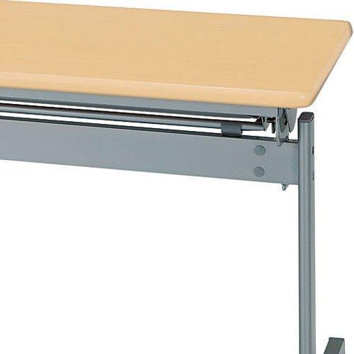 会議用テーブル 井上金庫(イノウエ) サイドスタックテーブル KS-1545 W1500×D450×H700(mm)商品画像7