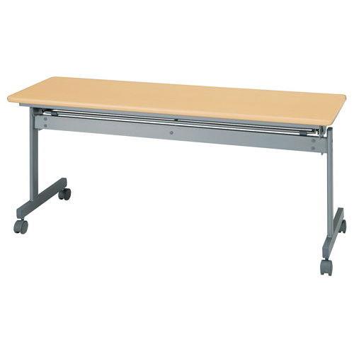 会議用テーブル 井上金庫(イノウエ) サイドスタックテーブル KS-1545 W1500×D450×H700(mm)のメイン画像