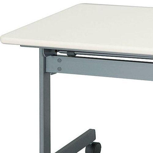 会議用テーブル 井上金庫(イノウエ) サイドスタックテーブル KS-1860 W1800×D600×H700(mm)商品画像5