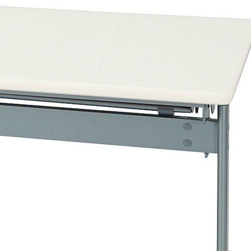 会議用テーブル 井上金庫(イノウエ) サイドスタックテーブル KS-1860 W1800×D600×H700(mm)商品画像6