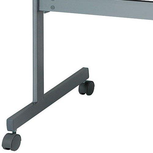 会議用テーブル 井上金庫(イノウエ) サイドスタックテーブル KS-1860 W1800×D600×H700(mm)商品画像7