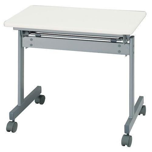 テーブル(会議用) 井上金庫(イノウエ) サイドスタックテーブル KS-7545 W750×D450×H700(mm)のメイン画像