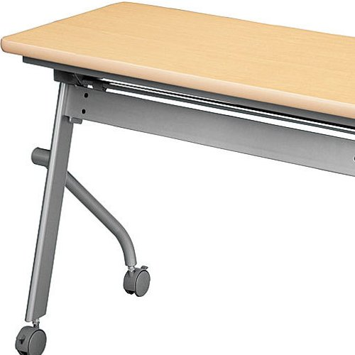テーブル(会議用) 平行スタックテーブル KSP-1545 W1500×D450×H700(mm)商品画像6