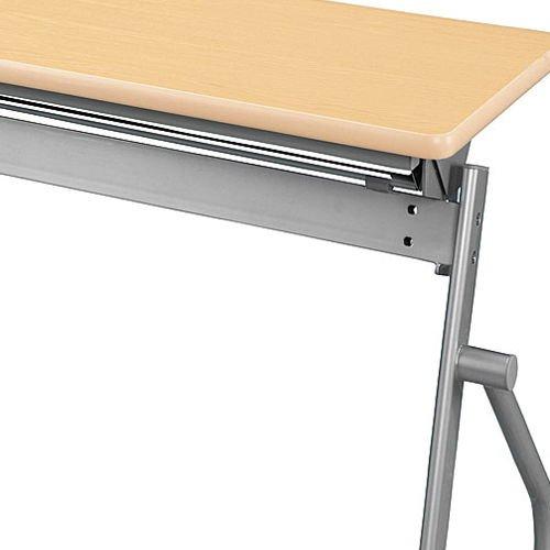 【廃番】テーブル(会議用) 井上金庫(イノウエ) 平行スタックテーブル KSP-1545 W1500×D450×H700(mm)商品画像7