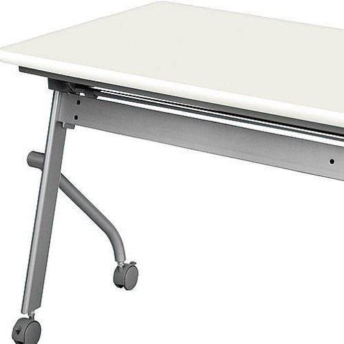 【廃番】テーブル(会議用) 井上金庫(イノウエ) 平行スタックテーブル KSP-1560 W1500×D600×H700(mm)商品画像6