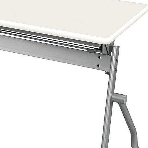 【廃番】テーブル(会議用) 井上金庫(イノウエ) 平行スタックテーブル KSP-1560 W1500×D600×H700(mm)商品画像7