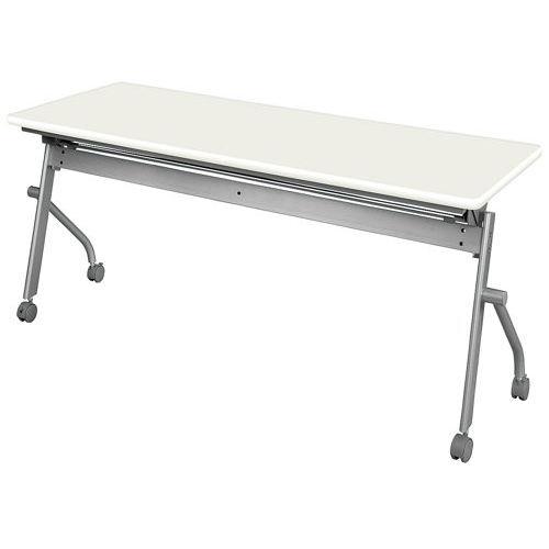 【廃番】テーブル(会議用) 井上金庫(イノウエ) 平行スタックテーブル KSP-1560 W1500×D600×H700(mm)のメイン画像