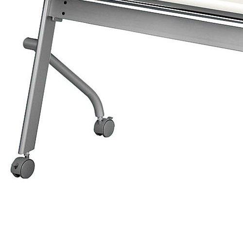 【廃番】テーブル(会議用) 井上金庫(イノウエ) 平行スタックテーブル KSP-1845 W1800×D450×H700(mm)商品画像8