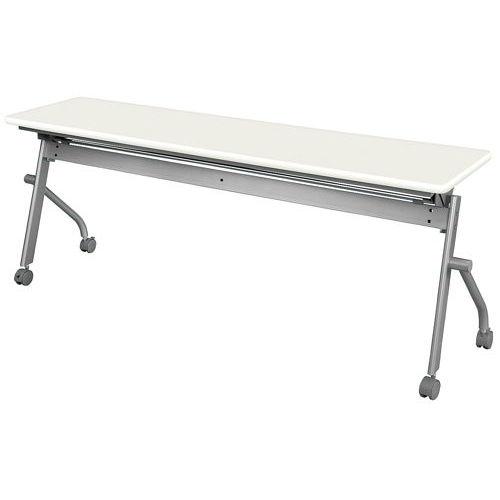 【廃番】テーブル(会議用) 井上金庫(イノウエ) 平行スタックテーブル KSP-1845 W1800×D450×H700(mm)のメイン画像