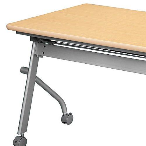 【廃番】テーブル(会議用) 井上金庫(イノウエ) 平行スタックテーブル KSP-1860 W1800×D600×H700(mm)商品画像5