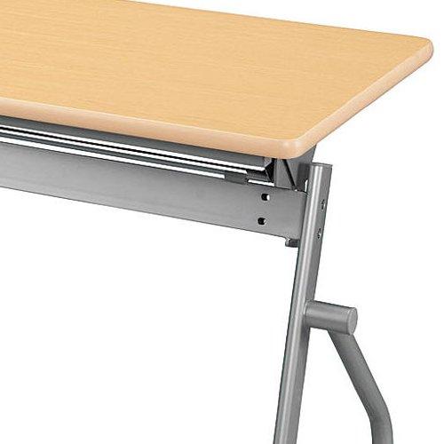 【廃番】テーブル(会議用) 井上金庫(イノウエ) 平行スタックテーブル KSP-1860 W1800×D600×H700(mm)商品画像6