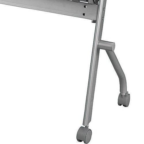 テーブル(会議用) 平行スタックテーブル KSP-1860 W1800×D600×H700(mm)商品画像7