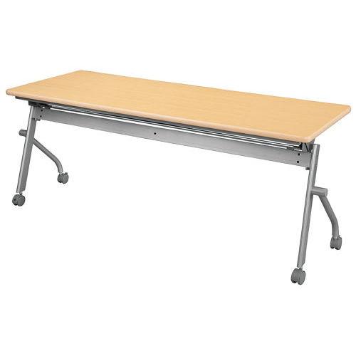 【廃番】テーブル(会議用) 井上金庫(イノウエ) 平行スタックテーブル KSP-1860 W1800×D600×H700(mm)のメイン画像
