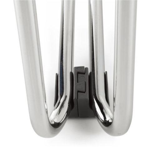 【廃番】スタッキングチェア アイコ MC-113G 連結脚 肘なし クロームメッキ グレーシェル商品画像8