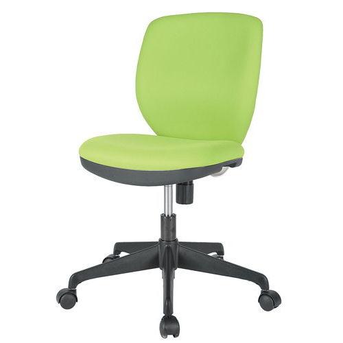 チェア(椅子) 井上金庫(イノウエ) ローバック MOS-22 肘なし商品画像3