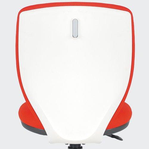 チェア(椅子) 井上金庫(イノウエ) ローバック MOS-22 肘なし商品画像7