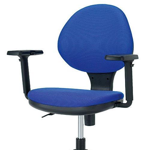 チェア(椅子) T型可動肘 MT01 イノウエ(井上金庫)製チェア用共通肘 2個セット(1脚分)商品画像2