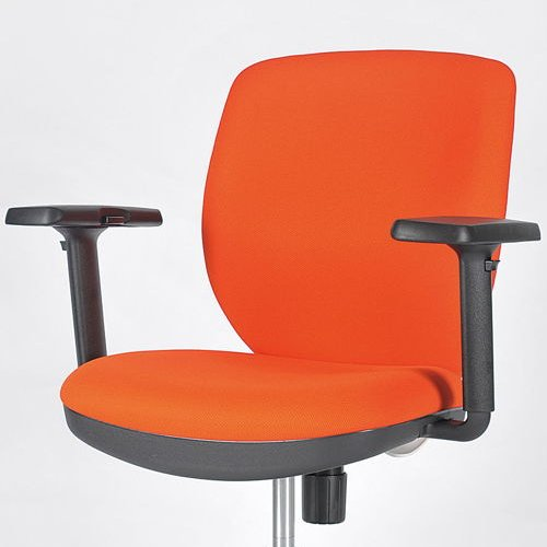 チェア(椅子) T型可動肘 MT01 イノウエ(井上金庫)製チェア用共通肘 2個セット(1脚分)商品画像5
