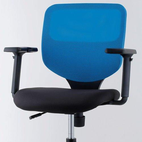 チェア(椅子) T型可動肘 MT01 イノウエ(井上金庫)製チェア用共通肘 2個セット(1脚分)商品画像8