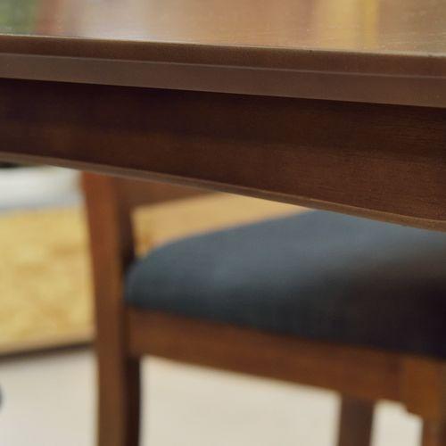 ダイニングテーブル 正方形天板 750角 W750×D750×H700(mm) オーク材突板商品画像7