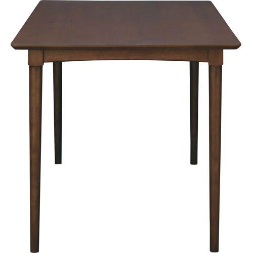 ダイニングテーブル W1200×D750×H700(mm) オーク材突板商品画像4