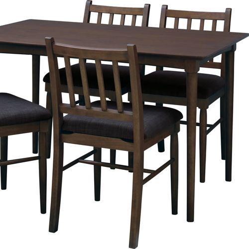 ダイニングテーブル W1200×D750×H700(mm) オーク材突板商品画像5