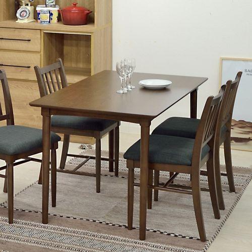 ダイニングテーブル W1200×D750×H700(mm) オーク材突板商品画像9